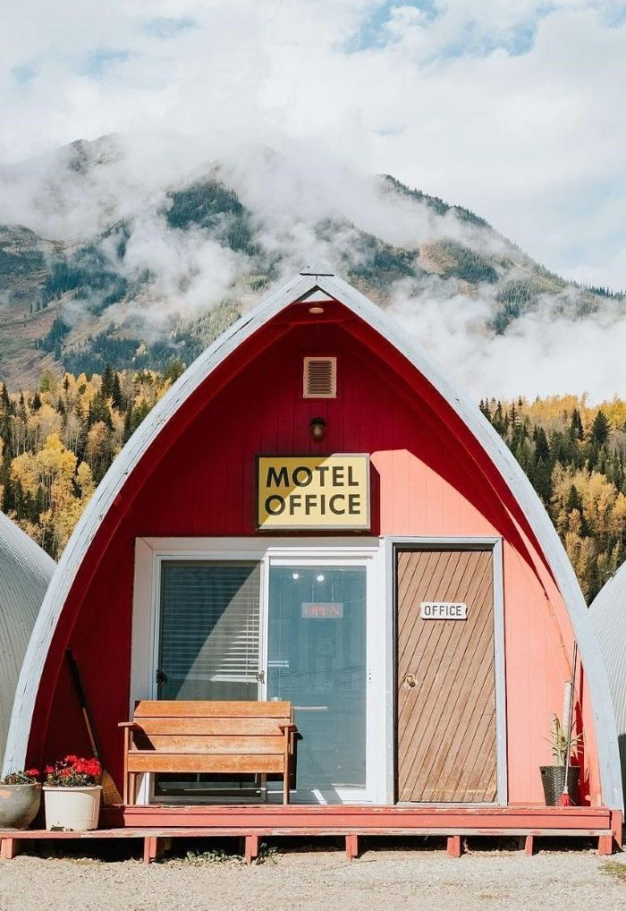 Accidentally Wes Anderson Motel