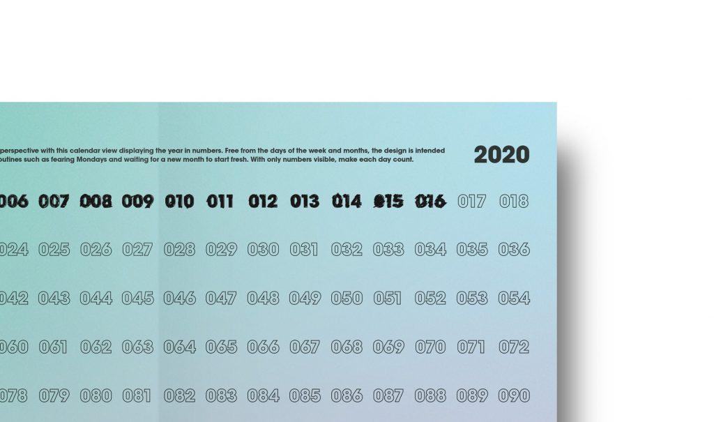 366 Project Calendar